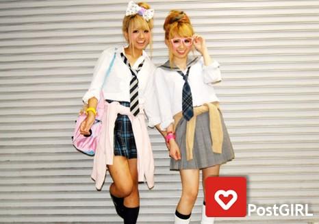 Школьная мода 2015