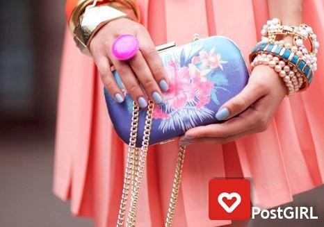 Будь в тренде: модные украшения 2012