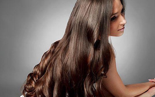 Шикарные густые волосы
