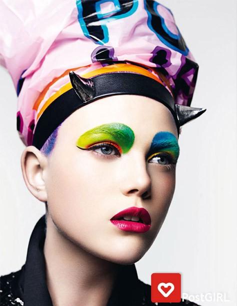 Сказочный макияж для вечеринки
