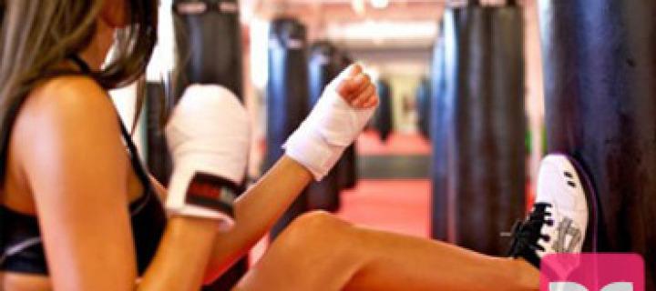 Боевой фитнес — тай-бо