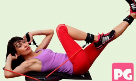 Амортизатор для фитнеса