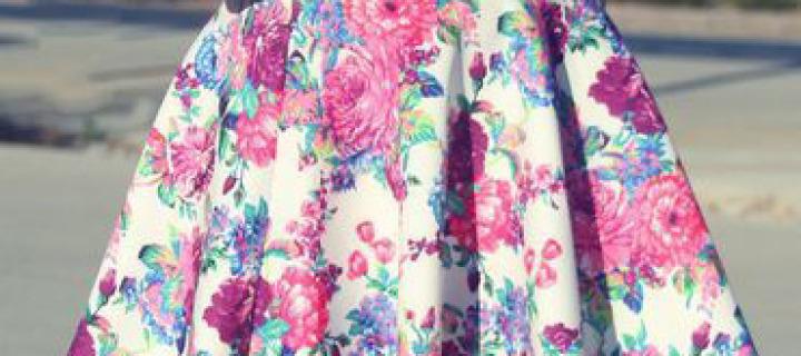 Модные юбки 2014: стань самой-самой!