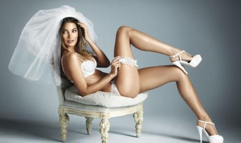 Белье под свадебное платье: невидимая часть праздника