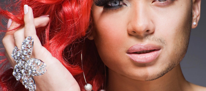 Удивительные и потрясающие фото макияжа