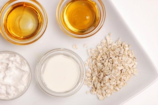 honey-scrub-ingredients