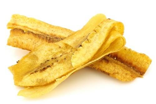 Банана-чипы