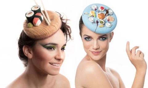 Аппетитные шляпы